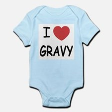 I heart Gravy Infant Bodysuit