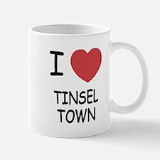 I heart Tinsel Town Mug