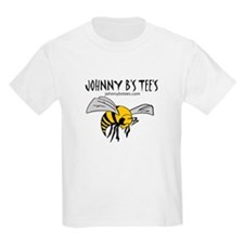 Johnny B's Tee's logo T-Shirt