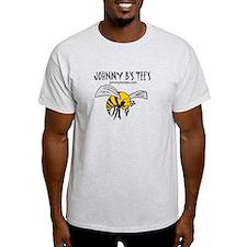 Johnny B's Tee's logo T-Shirt