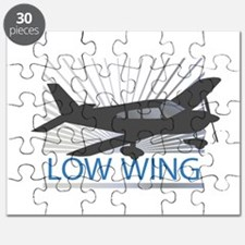 Aircraft Low Wing Puzzle