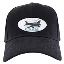 Aircraft Low Wing Baseball Hat