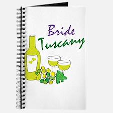 Tuscany Bride Journal