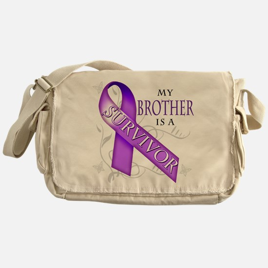 My Brother is a Survivor (purple).png Messenger Ba