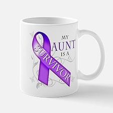 My Aunt is a Survivor Mug