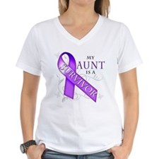 My Aunt is a Survivor Shirt