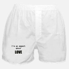 Im an expert about LOVE Boxer Shorts