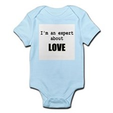 Im an expert about LOVE Infant Bodysuit
