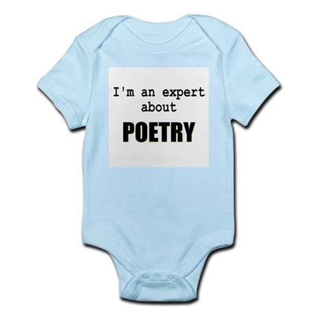 Im an expert about POETRY Infant Bodysuit