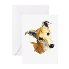 """Ginger"" Greeting Cards (Pk of 10)"