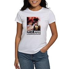 Red Battlenaut Image Cafe Press.jpg Tee
