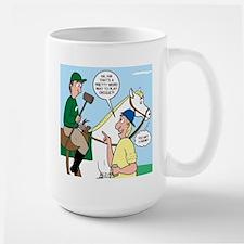 Polo Cartoon Mug