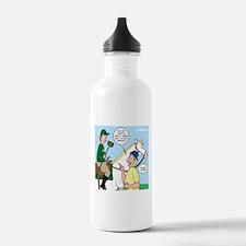 Polo Cartoon Water Bottle