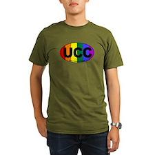 ucc_rainbow.png T-Shirt
