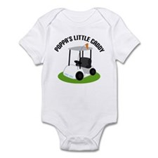 Poppa's Caddy Infant Bodysuit