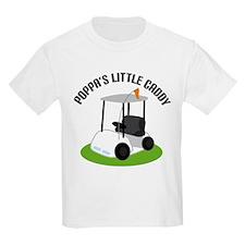 Poppa's Caddy T-Shirt