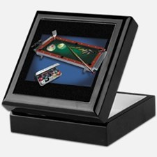 Billiard Eggs Keepsake Box