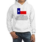 Texas Hooded Sweatshirt