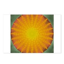 sun. Postcards (Package of 8)