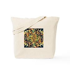 burst abstract. Tote Bag