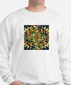 burst abstract. Sweatshirt