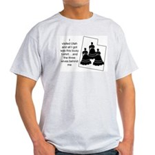 Utah Three Wives T-Shirt