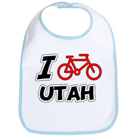 I Love Cycling Utah Bib