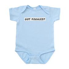 got fogaled Infant Creeper