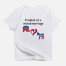 mixed politics Infant T-Shirt