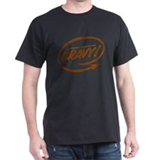 Gravy Black T-Shirt