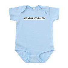 We got fogaled Infant Creeper
