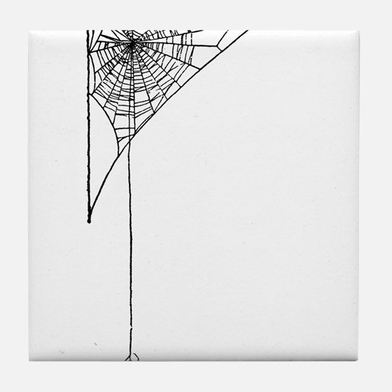 spider Tile Coaster