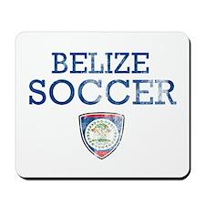 Belize Soccer Mousepad