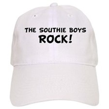 The Southie Boys Rock Baseball Baseball Cap