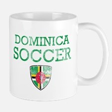 Dominica Soccer Mug