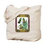 Buff Bellied Hummingbirds Tote Bag