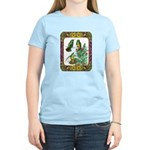 Buff Bellied Hummingbirds Women's Light T-Shirt