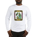 Buff Bellied Hummingbirds Long Sleeve T-Shirt