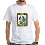Buff Bellied Hummingbirds White T-Shirt