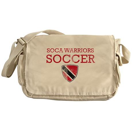 Trinidad and Tobago Soccer Messenger Bag