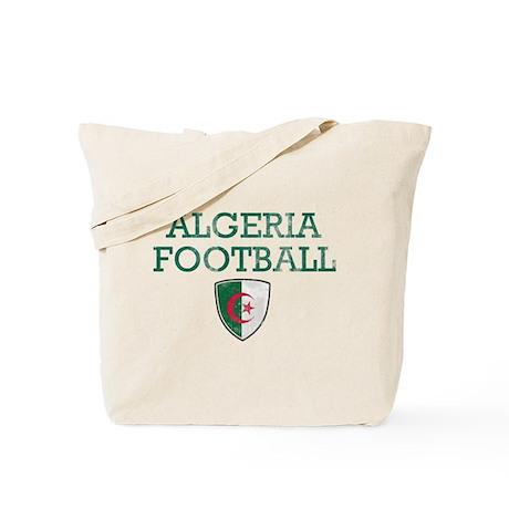 Algeria Football Tote Bag
