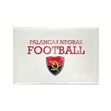 Angola Football Rectangle Magnet