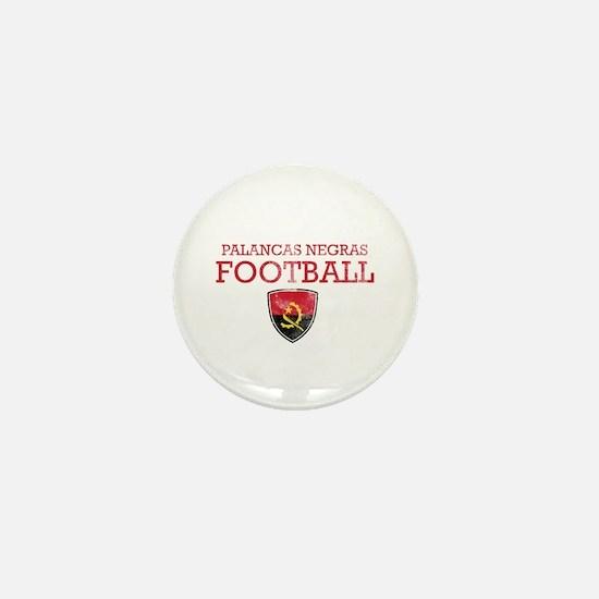 Angola Football Mini Button