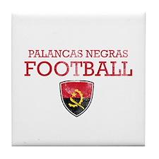 Angola Football Tile Coaster