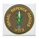 Israel Defense Forces Tile Coaster