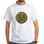 Israel Defense Forces White T-Shirt