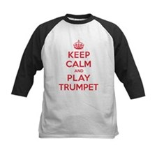 Keep Calm Play Trumpet Tee