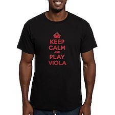 Keep Calm Play Viola T