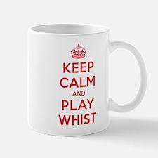 Keep Calm Play Whist Mug