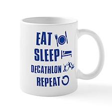 Eat Sleep Decathlon Mug